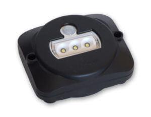 LED Leuchte mit Anwesenheitssensor für Mobile WC Kabinen